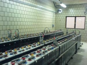 Battery Room Acid Resistant Tiles